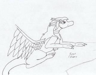 Rianith -- hunterbahamut by draekards