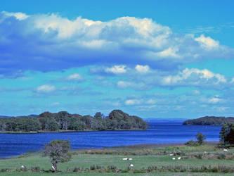 Lake Erne by khynnea