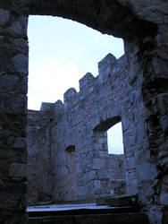 Caislean na dTuath Interior by khynnea