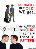 Religion SUCKS by QueerTaboo