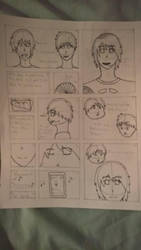Magic -Storyboard/Rough Sketch by avatarcreator12