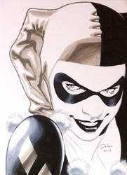 Harley Quinn by julianlopezart