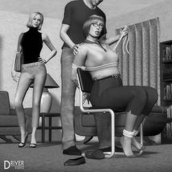 Bondage Mother-in-Law 1 -1 of 2 by Driver651