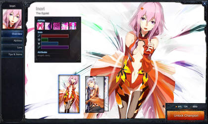 Champion Spotlight: Inori by anileague