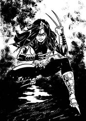 X-23 by tomcrielly
