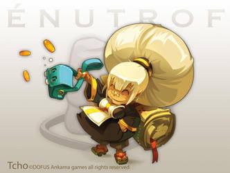 Dofus Character Enutrofette by tchokun