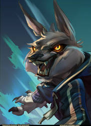 MONSTER SLAUGHTER Werewolf SON by tchokun