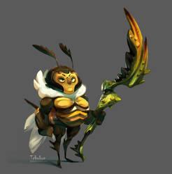 Beeguardo by tchokun