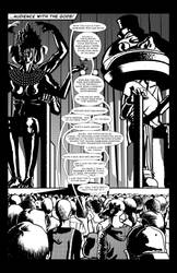 The Infranauts, Issue 1, page 10 by Bonzulac