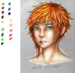 Aislin Murasaki by AutumnReprise