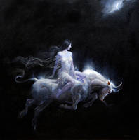 A Galloping Fantasy by MyFantasie