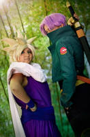 Son Gohan Future Trunks Dragonball Cosplay by Caydance