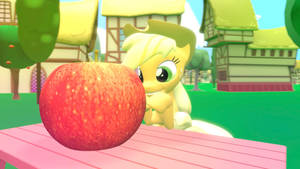 Applejack's Dream by EDplus