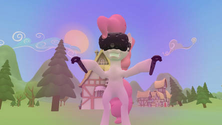 Ponies in VR by EDplus