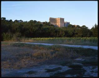 Abbaye de Montmajour - France by krinounk