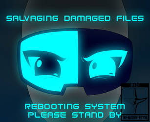 Rebooting System, Please Stand By... by The-Mobian-Viewer