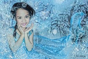 Little Elsa by ArtNinjaPH