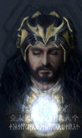 Thorin's funeral: the last goodbye by DepplyLoveU