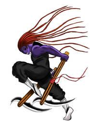 The Reaper by Karakzhen