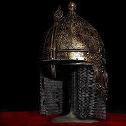 Ottoman Helmet by guntho