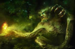 Dark Druid by Owll