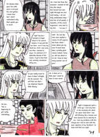 LoK Fanfic - The last descendant - pg 71 by FerretKain