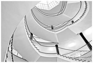 stairs ii by rattattart