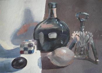 Dim Diner by KaterinARTadenev