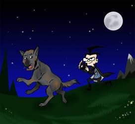 Dances With Werewolves by WarmedOldMuslin