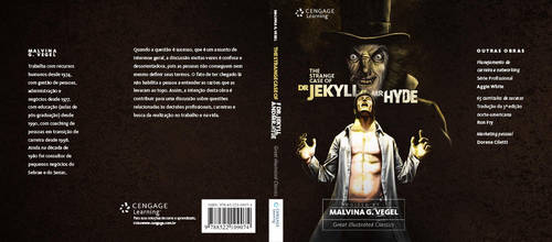 The Strange Case of Dr. Jekyll Mr. Hyde Book by Adrean-BC