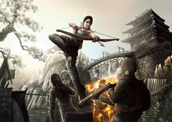 Arise Tomb Raider by Adrean-BC