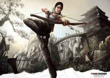 Arise Tomb Raider v2 by Adrean by Adrean-BC