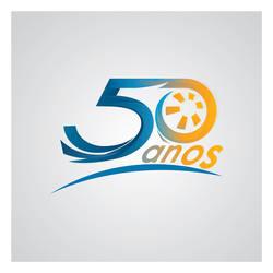 Logo-50-ANOS by Adrean-BC