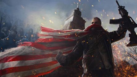 Homefront Contest - Star Freedom by Adrean-BC