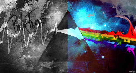 DARK SIDE OF THE MOON by Ynnck
