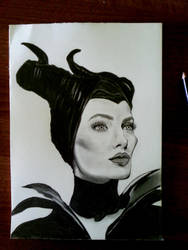 MALEFICENT by Ynnck