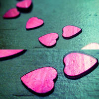 Hearts by stardixa