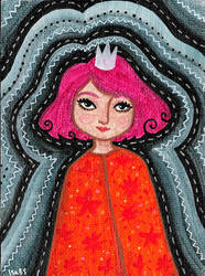 Little Queen by stardixa