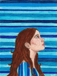 Rayas azules by stardixa