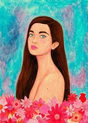 Fleurs by stardixa