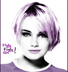 Pinky Funky Girl by Ozzy-Song