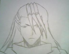 Byakuya Kuchiki by madddy123