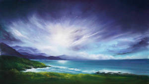 Seascape. by Rayvenjan