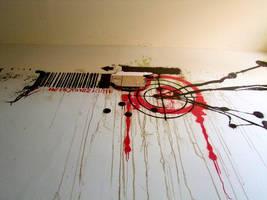 stencil KINEMAT006 by destroytrash