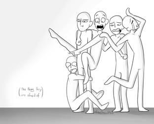 Draw the squad #2 by AnimeLionessMika