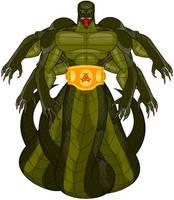TW Villain: Neo-Hydra by BSDigitalQ