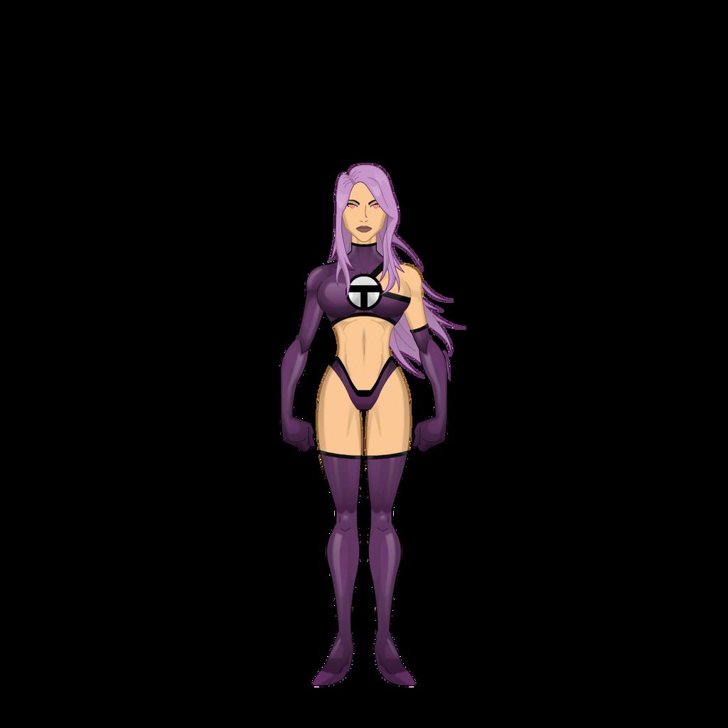 Category 7: Tempest (Fanart/Request) by BSDigitalQ