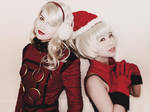 Merry Christmas from the Velvet Room by MisChibiOus