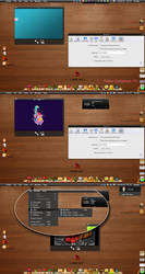 my japanese theme by claustrawberry