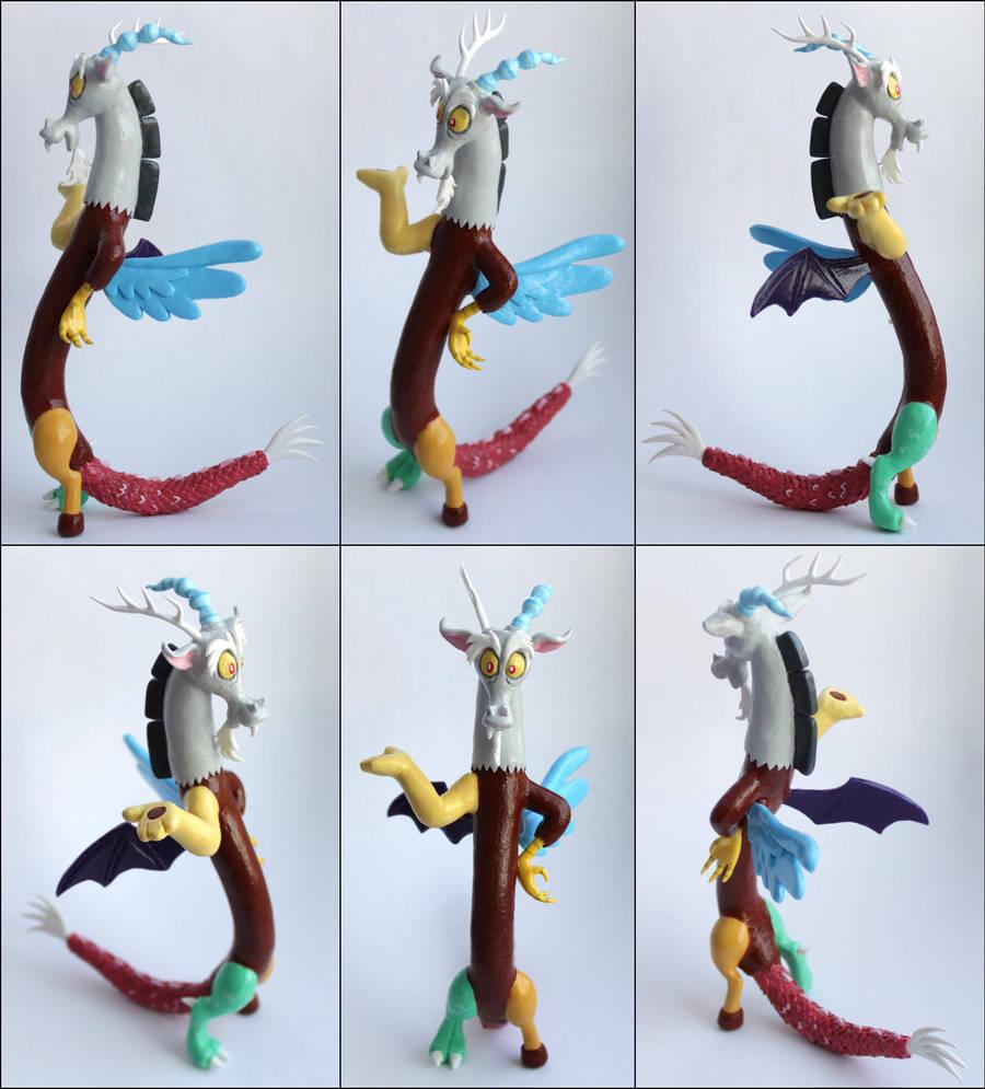 Handmade: Discord sculpture by vitav